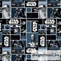 Star Wars Classic Painted Characters patchwork cotton by Camelot Fabric