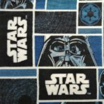 star wars darth vader fleece anyag