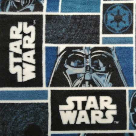 Star Wars - Darth Vader fleece méteráru