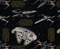 star wars utolsó jedi pamutvászon anyag