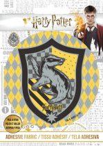 Harry Potter Hugrabug felvasalható matrica (Ad-Fab)