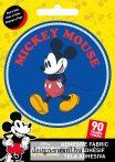 Mickey egér felvasalható matrica (Ad-Fab)
