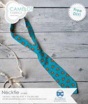 nyakkendő szabásminta