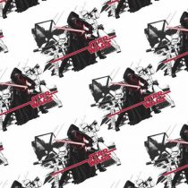 Star Wars The Last Jedi quilt cotton fabric Dark Side