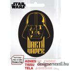 Darth Vader felvasalható matrica (Ad-Fab)