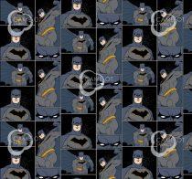 Batman pamutvászon anyag