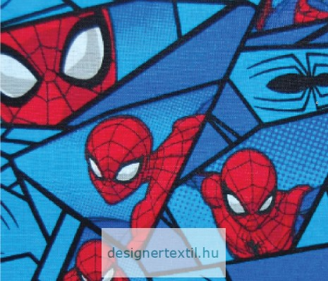 Spiderman mosaic cotton by Camelot Fabric