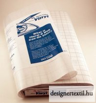 Heat N Bond felvasalható textil lamináló fólia 43 cm - FÉNYES