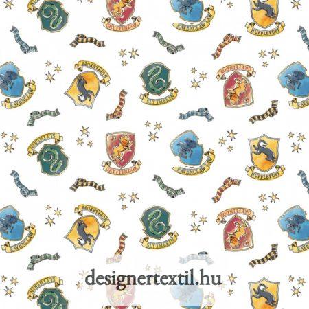 Harry Potter Roxfort flanel - Multi Harry Potter Soft Wash Hogwarts Flannel