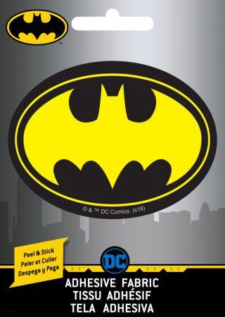 Batman logó felvasalható matrica (Ad-Fab)