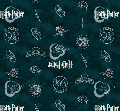 Harry Potter pamutvászon anyag
