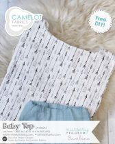 Baby tunic pattern