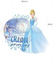 Disney Princess Cinderella cotton panel Explore New Worlds