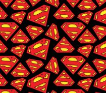 Superman flanel méteráru