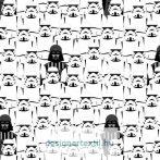 Star Wars Birodalmiak & Darth Vader pamutvászon (Star Wars Storm Troopers Cotton)