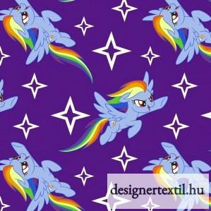 Én Kicsi Pónim fleece (My Little Pony Fleece)