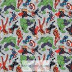Batman Logo Overlay quilt cotton by Camelot Fabric