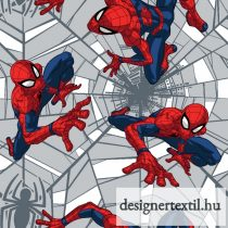 Pókemberes pókos pamutvászon (Marvel Spiderman Web Crawler)