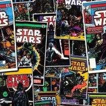 Star Wars képregények pamutvászon (Star Wars Comic Book)