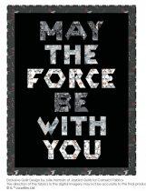 star wars quilt patchwork szabásminta