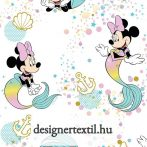 Disney Mermaid Minnie Cotton