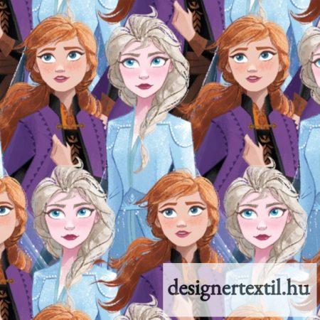 Jégvarázs fleece - (Frozen 2 Sister Packed on Fleece)
